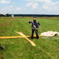 Стрибок з парашутом на точність