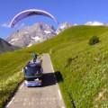 Красиві польоти на парашуті