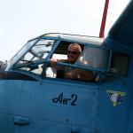 Пілот за штурвалом АН-2