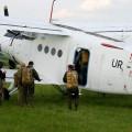Літак АН-2 на аеродромі Цунів