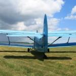 Стрибки з парашутом 28-29 червня