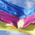 Прапор Товариства сприяння обороні України